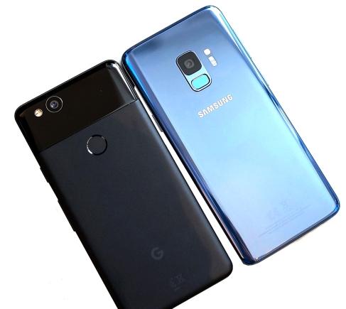 samsung-galaxy-s9-vs-google-pixel-2