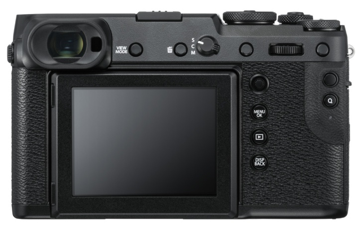 GFX-50R ekran