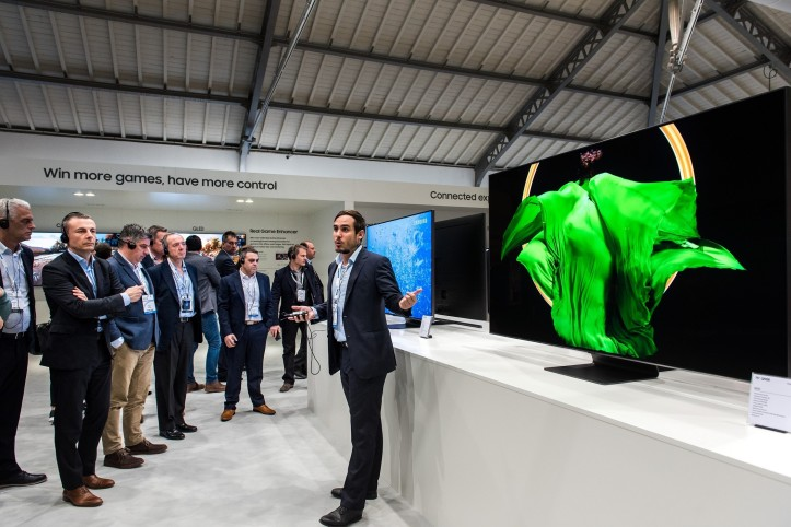Samsung 2019 QLED TV announcement (2)[2067]