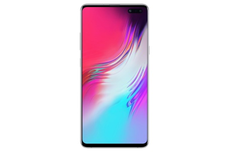 GalaxyS10_5G_White_Front