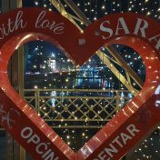 Ajfelov most u Sarajevu