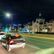 Likovna akademija u Sarajevu noćni mod
