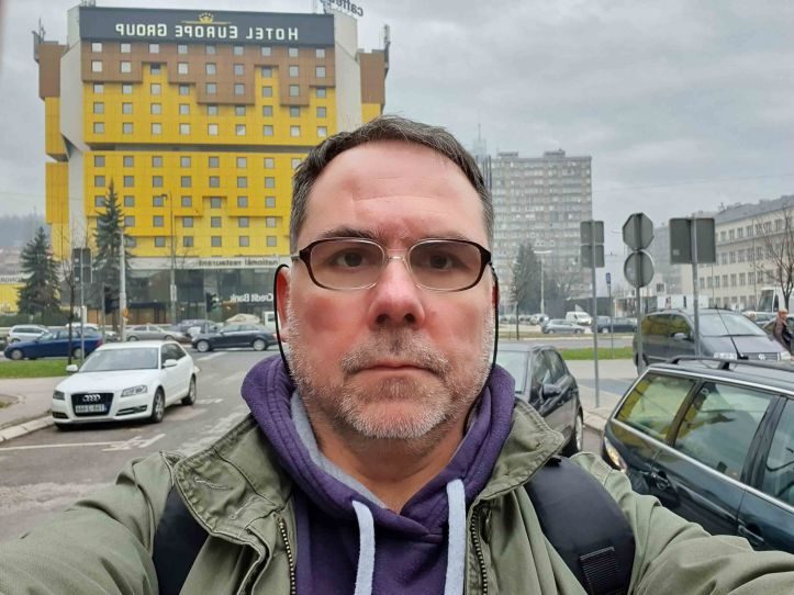 Selfi foto kamera 4K rezolucija