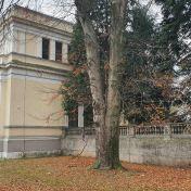 Zemaljski muzej u Sarajevu široki objektiv